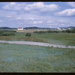 Official opening reconstructed NWMP Post.  Wood Mountain.  07/10/1965